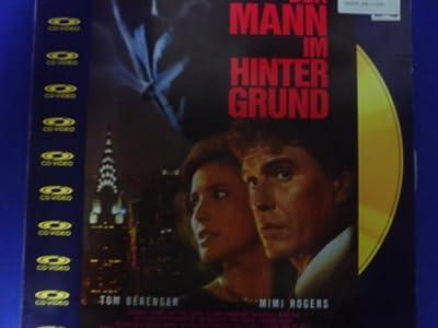Laser-Disc Der Mann im Hintergrund