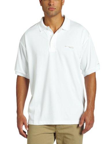 ekt Guss Polo Shirt XXL weiß (Columbia Pfg Polo-shirts)