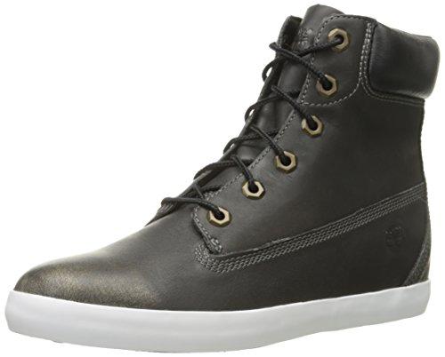 Timberland Donna Glastenbury 6in Sneakers stringate Nero