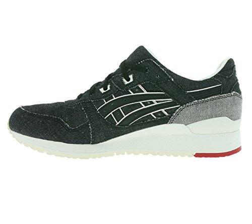 Asics - Gel Lyte III - Sneakers Herren Schwarz