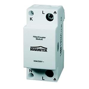 Marmitek X10 - FD10 Coupleur de phase et Filtre X10 (63 A)