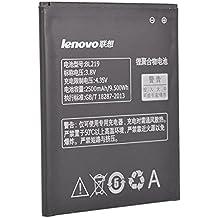 PhilMat 2500mah Batterie De Remplacement Lenovo Bl219 Pour A850 S856