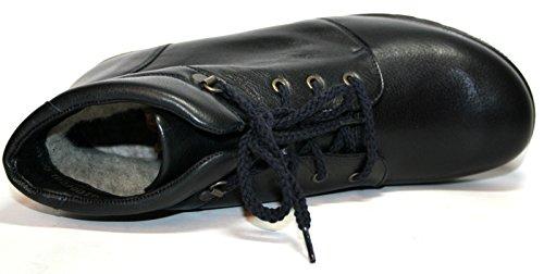 Ganter gabi 851 largeur 76 f bottines pour femme Bleu - Blau (Nachtblau)