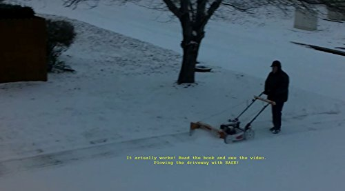 Snow Pusher (Harriet! Come to the Window Quick! You Won't Believe What I'm Seeing in the Neighbor's Driveway!: The Instructive Narrative of the Self Propelled, Walk ... Snow Plow/Pusher. (English Edition))