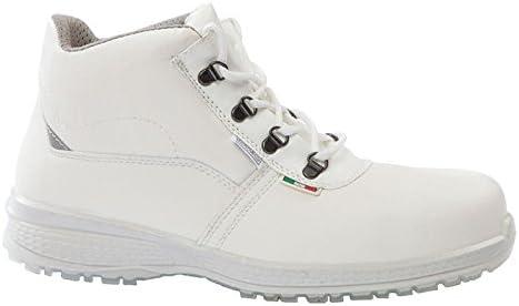 Giasco ku880i44 alta zapato, Constanta, S2, tamaño: US 9,5/tamaño UK: 44, color blanco