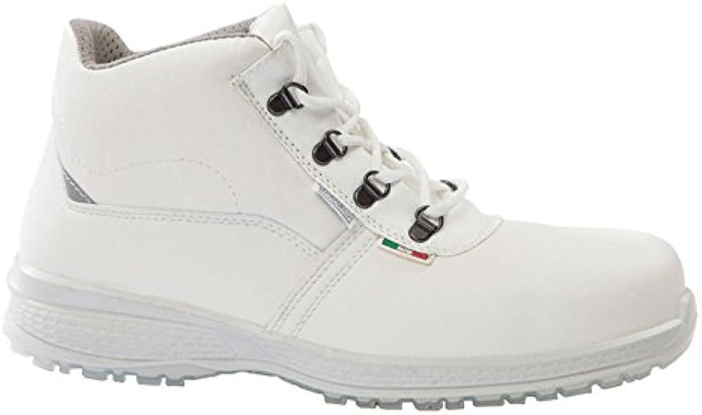 Giasco ku880i38 alta zapato, Constanta, S2, tamaño: US Tamaño 5/UK: 38, color blanco