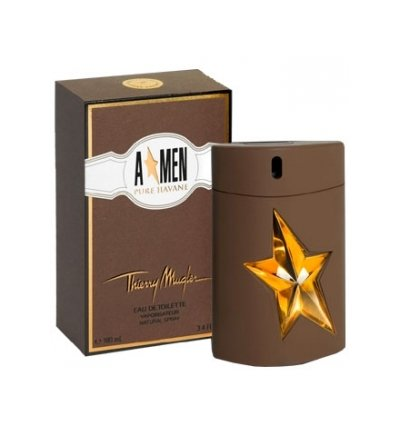 Thierry Mugler Acqua di Profumo, A*Men Pure Havane Edt Vapo, 100 ml