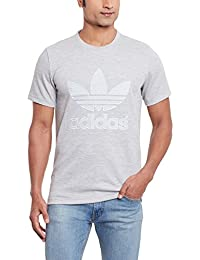 adidas Originals LUX California Men's T-Shirt Grey AJ7061