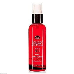 Rose skin toner 100 ml jovees Rose Petals, Sage, Lemon Grass, Chamomile
