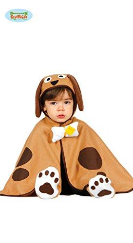Partyklar Poncho Cape Hund Dog Kinderkostüm