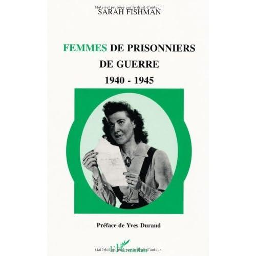 Femmes de prisonniers de guerre: 1940-1945