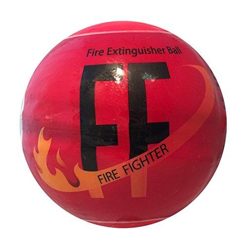 FireFighter Palla Antincendio Estintore a Polvere Pronto per Uso Classe A-B-C-E-F