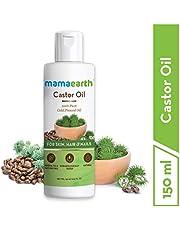 Mamaearth 100% Pure Castor Oil Cold Pressed 150ml