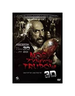 Night of the Living Dead 3D [2DVD] [Region 2] (English audio) by Brianna Brown