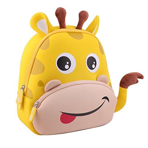 F40C4TMP Mochila para niños Preescolar Kindergarten Bolsa para niños Paquete de neopreno