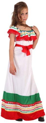 Imagen de librolandia  disfraz de sevillana para niña, talla 5  6 años 6147