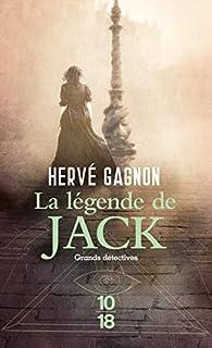 La Légende de Jack par Hervé Gagnon