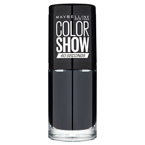 Maybelline Nail Color Show Blackout 677 7ml