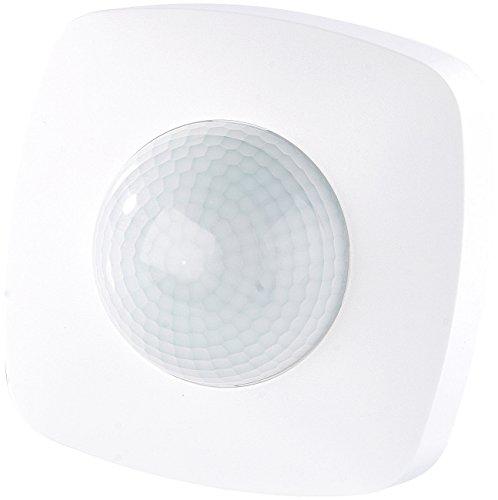 revolt Präsenzsensor: Automatischer Lichtschalter mit PIR-Präsenz-Sensor (Infrarotschalter)
