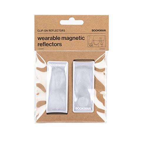 Bookman Magnetiche Reflektoren Clip-on Reflectors White, 279