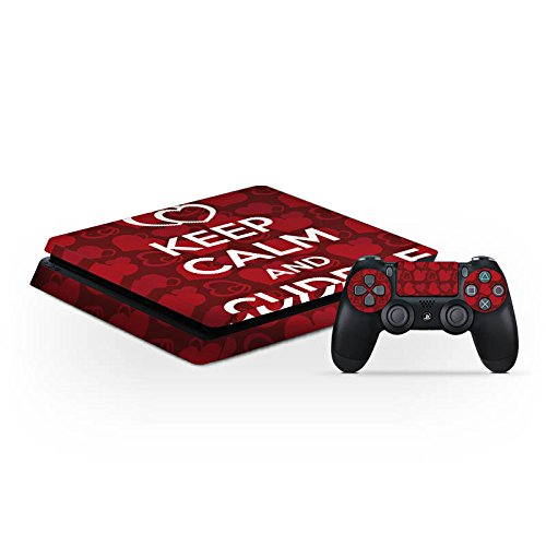 sony-playstation-3-skin-sticker-vinyl-decal-sticker-love-snuggle-spruche-keep-calm