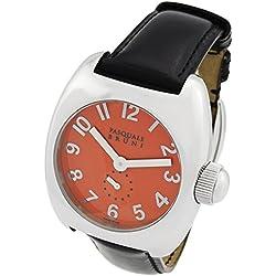 Pasquale Bruni Uomo Edelstahl Swiss Made Automatic Herren-Armbanduhr 01MA42