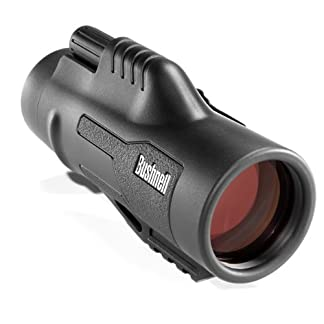 Bushnell 191142 Legend Ultra HD Monocular with Picatinny Rail Mount