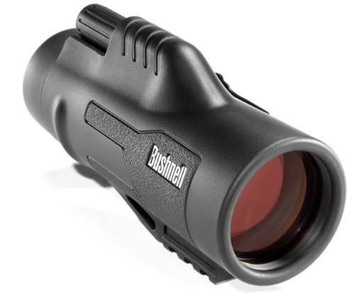 Best Price Bushnell 191142 Legend Ultra HD Monocular with Picatinny Rail Mount – Black Reviews