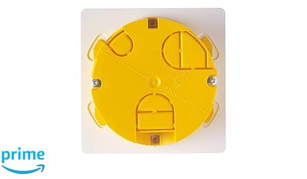 Halder 3026040 MailletSimlpex EH 3026 40mm en caoutchouc//plastique 325x121x42 mm Multicolore