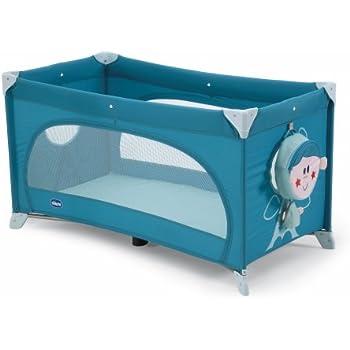 Chicco Lit Parapluie Easy Sleep Bleu Clair