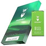 Hagnaven Batterie Li-polymère pour Galaxy S5 SM-G900F | LA Plus PERFORMANTE Batterie de Remplacément | Puissance Incroyable du Grand Nord | 2900mAh CELLULES DE Haute QUALITÉ