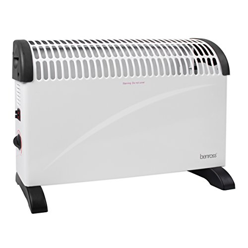 41Dp2wDlTML. SS500  - Benross 40770 2-Kilowatt Convector Heater / 3 Heat Settings / Portable / Overheating Protection