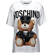 Moschino Couture! T0701 Orso Bear Maglia Donna Women'S Sweater