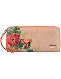 Velez Women Genuine Full Grain Colombian Leather Bifold Checkbook Wallets Credit  Card Holder  09f25bf510c4a