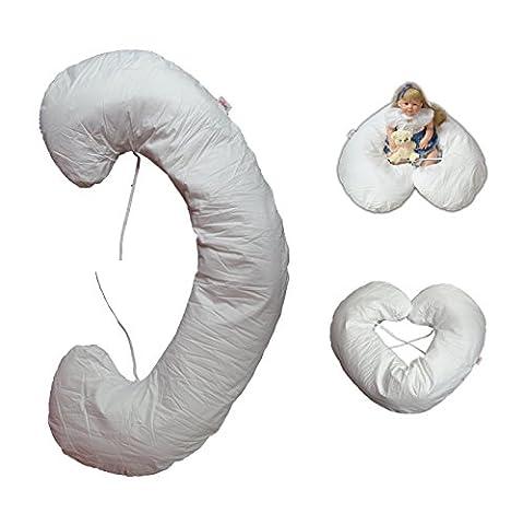 Sanggol Boomerang Maternité support, oreiller de corps, Coussin d'allaitement
