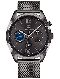 Tommy Hilfiger Analog Grey Dial Men's Watch-TH1791546