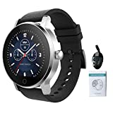 Ljourney Smart Watch SMA-09 1.28 Zoll Bluetooth Musik Hören Wiedergabe Der Herzfrequenzüberwachung, Kapazitives Multi-Touch-Panel