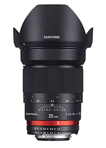Samyang 35mm F1.4 Objektiv für Micro Four Thirds