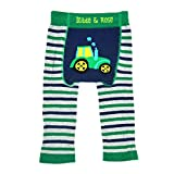 Blade & Rose Baby Jungen Leggings Grey, Blue, Green 2 - 3 Jahre