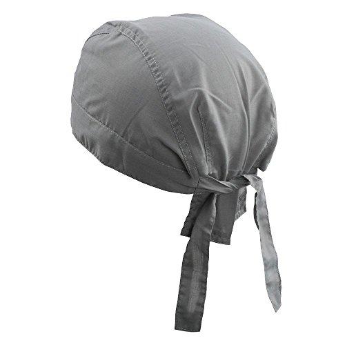 Myrtle Beach - Bandana Hat | Kopftuch, one size, dunkelgrau (Kopftuch)