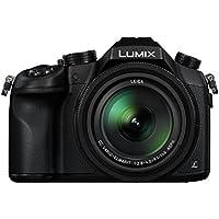 Panasonic LUMIX DMC-FZ1000EG Premium-Bridgekamera (20,1 Megapixel, 16x opt. Zoom, opt. Bildstabilisator, LEICA DC VARIO-ELMARIT Objektiv, 4K Video) schwarz