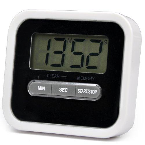 TRIXES - Cronómetro Digital de Cocina con Alarma