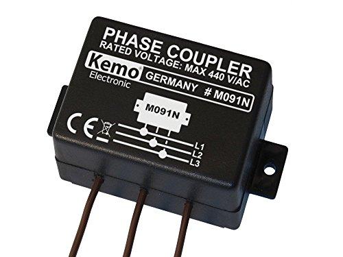 KEMO Phasenkoppler für Powerline Produkte