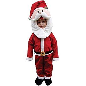 Dress Up America Disfraz de Santa Claus para adultos para Navidad