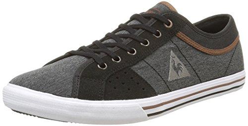 Le Coq Sportif Herren Saint Ferdinand 2tones Sneakers Schwarz (BlackBlack)