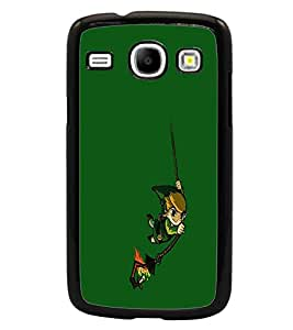 PrintDhaba cartoon D-2455 Back Case Cover for SAMSUNG GALAXY CORE i8262 (Multi-Coloured)