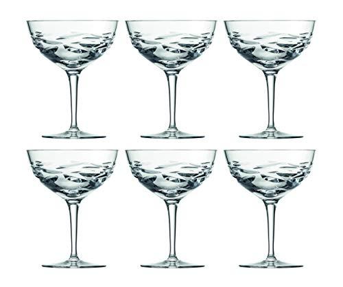 Schott Zwiesel Basic BAR Selection Cocktailglas, Tritan Kristalglas, Transparente, 10.2 cm, 6 Schott Zwiesel Tritan-bar
