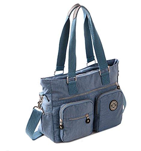 fanselatm-nylon-water-repellent-casual-messenger-bag-blue-grey