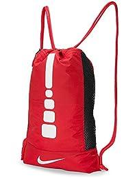 Nike Hoops Elite Bolsa, Hombre, Rojo (University Red / University Red / White), Talla Única
