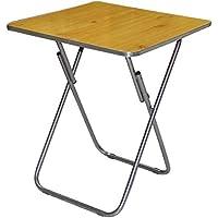 طاولة خشبي قابلة للطي مربعة مقاس 90 سم